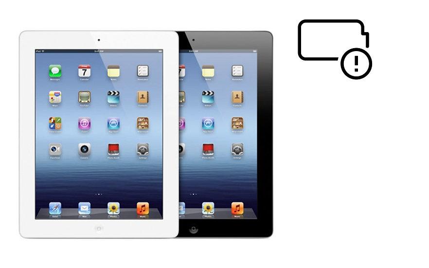 iPad 4 Battery