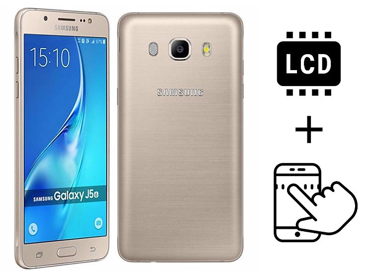 Galaxy J5 LCD & Digitizer Assembly