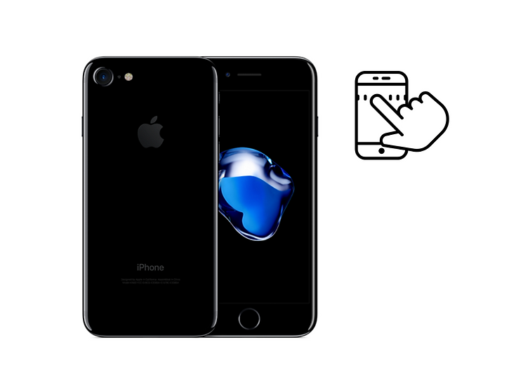 iPhone 7 Glass Touchscreen