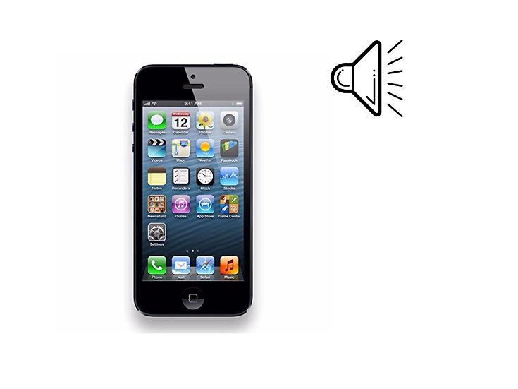 iPhone 5 Loud Speaker