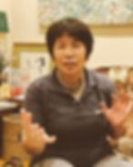 根浜MIND-岩崎昭子-インタビューに答える女将