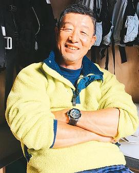 根浜MIND-三浦勝-インタビューに答える三浦
