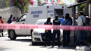Since September, At Least 88 Politicians Have Been Killed In Mexico.