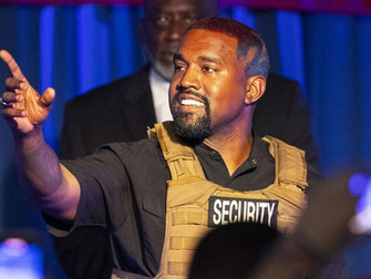 Kanye West To Take A Strange Route? And How Trump Reacted...