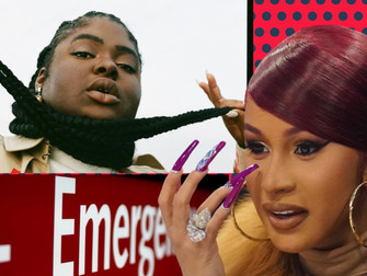 CHIKA BREAKS SILENCE ON SUICIDE SCARE; THANKS CARDI B FOR HER SUPPORT