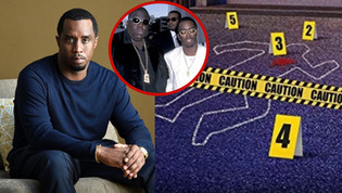 P. DIDDY: THE INTENDED TARGET OF NOTORIOUS B.I.G.'S GUNMAN