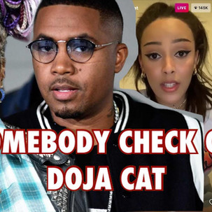 Nas Diss Doja Cat In New Song And This Happens