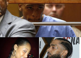 Nipsey Hussle's Baby Mama Chillin With His Murderer, Eric Holder