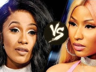 Cardi B On Rumors Of  A Diss Track Against Nicki Minaj