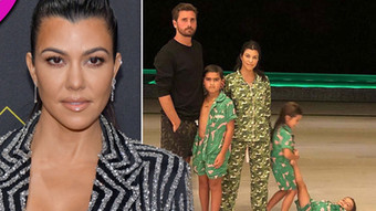 KUWTK STAR: KOURTNEY KARDASHIAN DROPS CLUE SHE IS EXPECTING BABY NUMBER FOUR WITH SCOTT DISICK