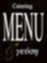 menu-γεύση catering καλαμάτα δεξιώσεις