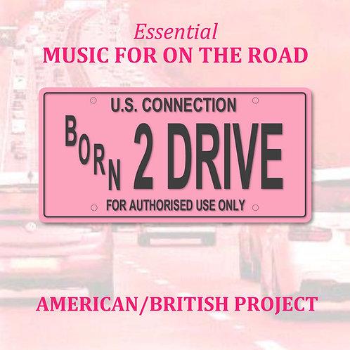 Born 2 Drive CD Album