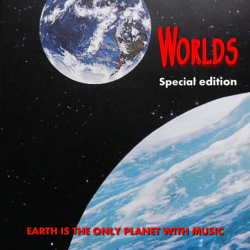 Worlds CD Album by Beatrix Forbes