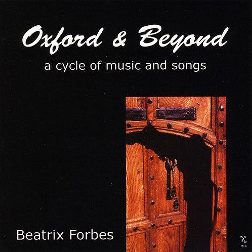 Oxford & Beyond CD Album