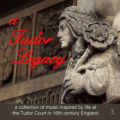 a Tudor Legacy CD Album