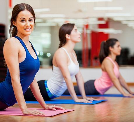 Employee Pilates Class
