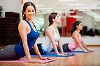 Yoga les, groepsles.
