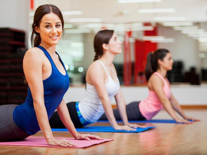 Premium Yoga Classes!