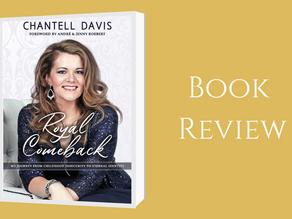 Book Review: Royal Comeback Author Chantell Davis
