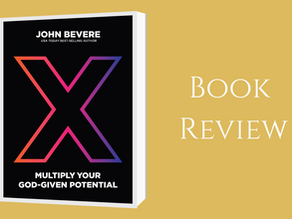 Book Review: Multiply your God-given potential Author: John   Bevere