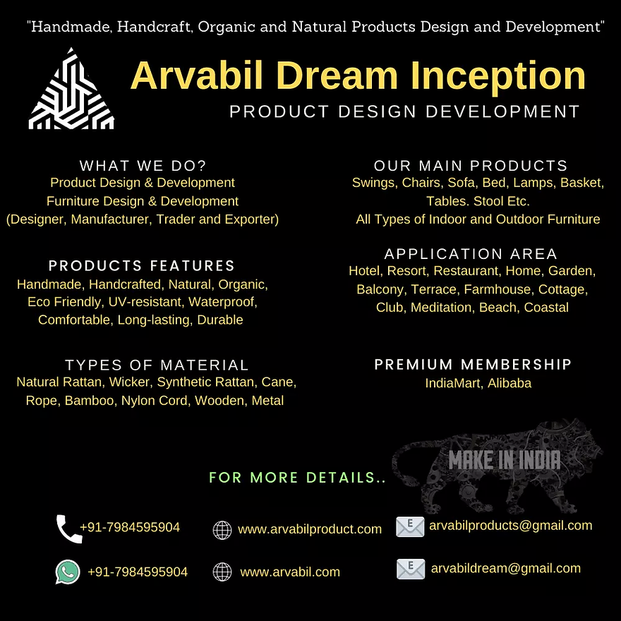 About Arvabil Dream Inception