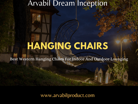 Best Western Hanging Chairs For Indoor And Outdoor Lounging