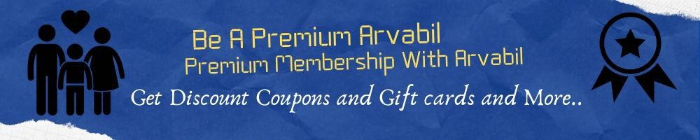Get Premium Membership with arvabil drea