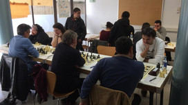 Ronda 8:  Cerdanyola-Mataró 7 - 3 Gramenet B