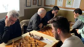 Xavi Alfonso y un golpe táctico