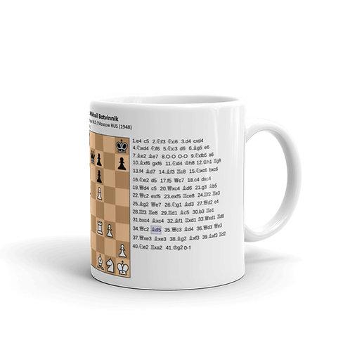 Taza de los Campeones - Botvinnik