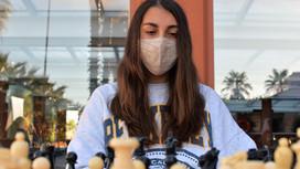 Ainhoa Guerrero se li ha fet una entrevista d'escacs