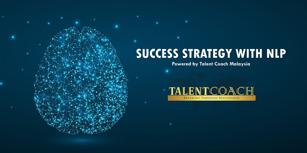 SUCCESS STRATEGY WITH NLP - NOON SESSION