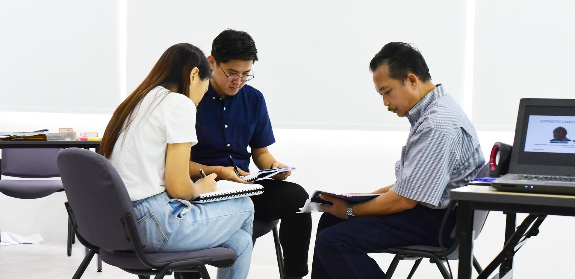 NLP CERTIFICATION PROGRAM - TALENT COACH