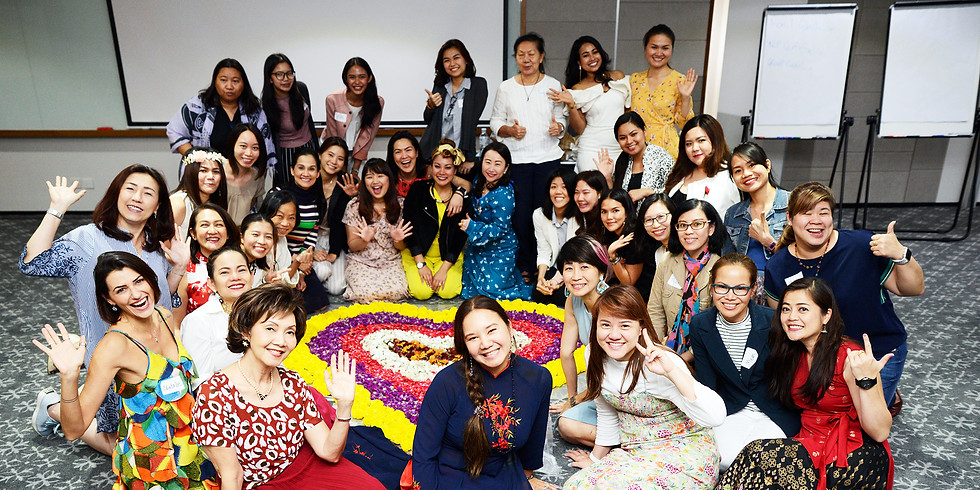 EMPOWERING WOMEN WORKSHOP - HRDF Claimable