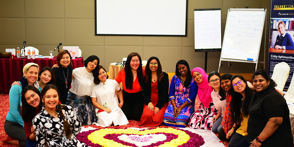 EMPOWERING WOMEN WORKSHOP MALAYSIA 2.0 -  Buy 1 Get 1 FREE NOW!