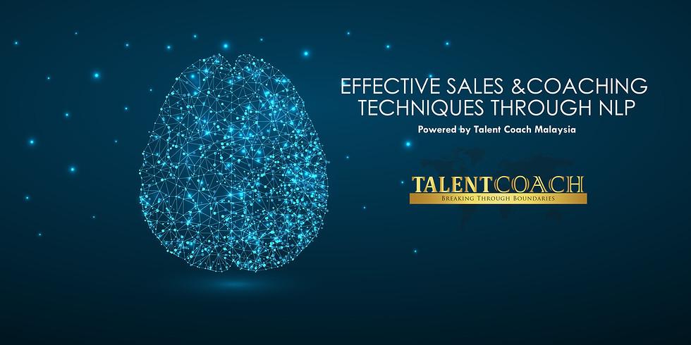 Effective Sales & Coaching Techniques Through NLP