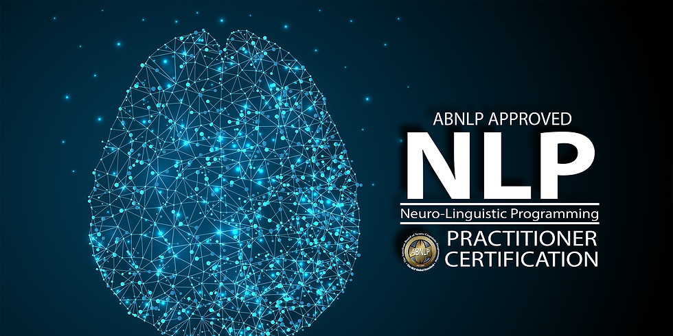 NLP PRACTITIONER CERTIFICATION PROGRAM - ABNLP APPROVED & HRDF CLAIMABLE