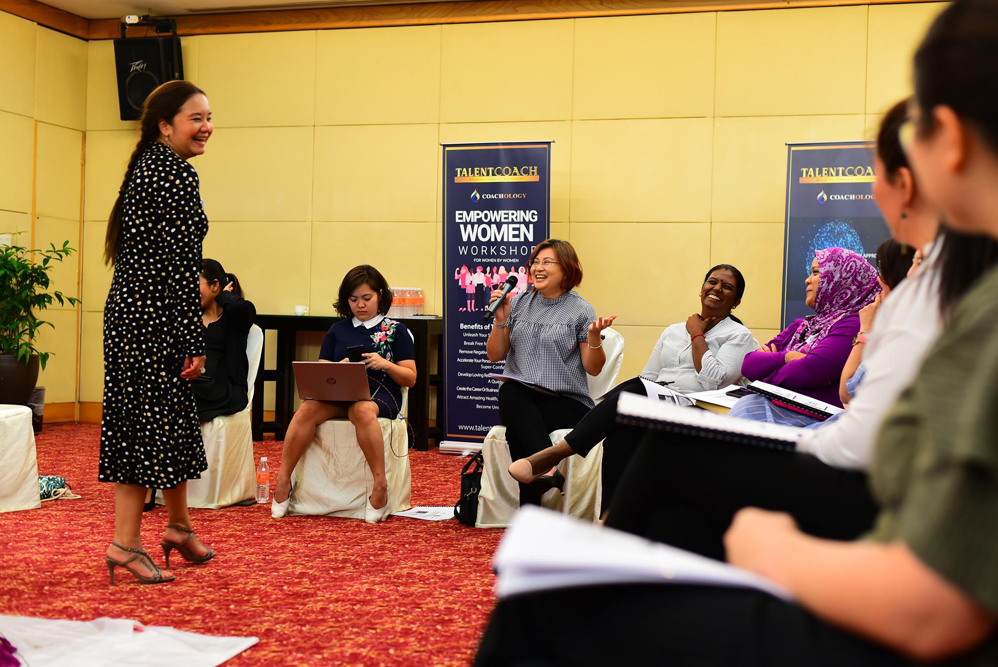 Empowering Women Workshop Malaysia