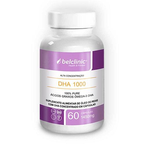 DHA 1.000 BelClinic - 25% OFF em 12 x de 9,31 s/ juros
