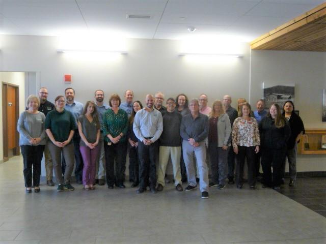Pennington 2018 Staff photo
