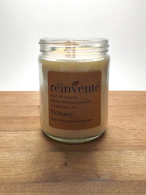 16oz. - Brittany - Hand Poured Soy Candle
