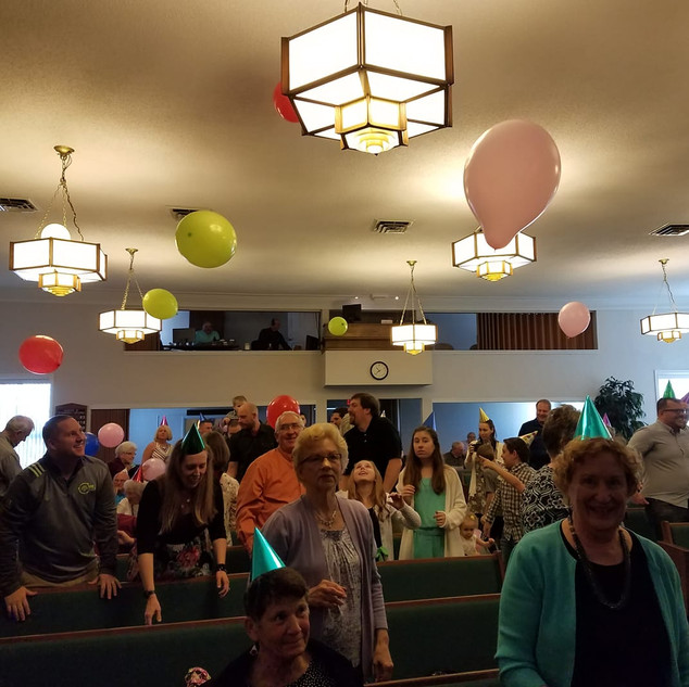2019 Easter Service