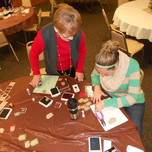 Women's Fall Craft Event