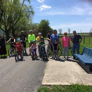 Bennett's Switch Bike Trail