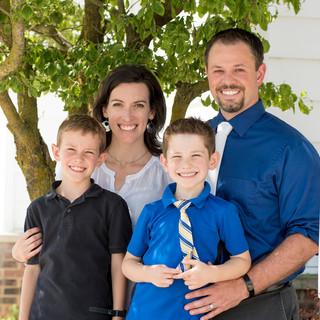 Schlegel Family (Pastors)