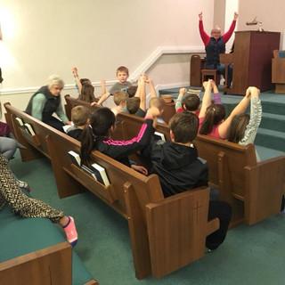Summer Bible School Worship