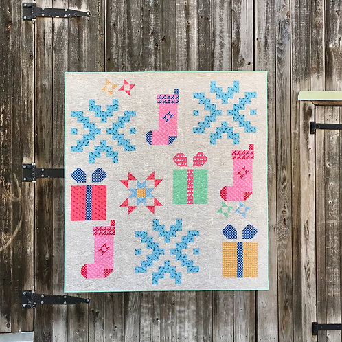 Quilty Christmas - PDF Pattern