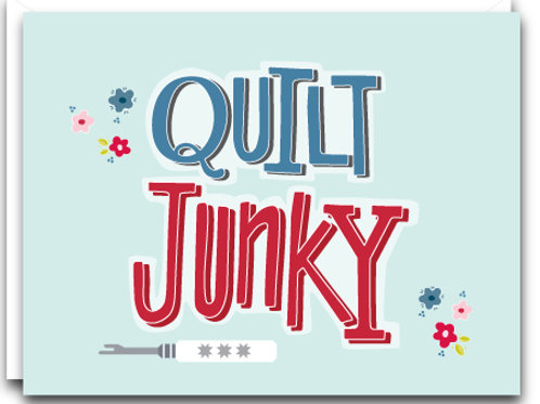 Quilt Junky - Gift Card