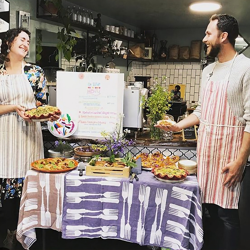 Marigold Pop Up @ Noisette Pastry Kitchen