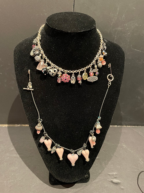 Lot 126 - Two Costume Necklaces